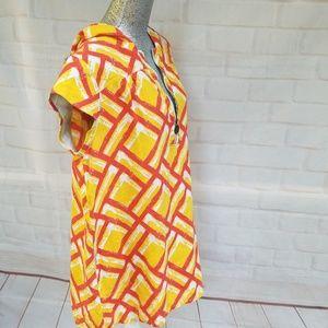 Tracy Feith Swim - 😍🤪 Tracy Feith Hooded Mini Dress